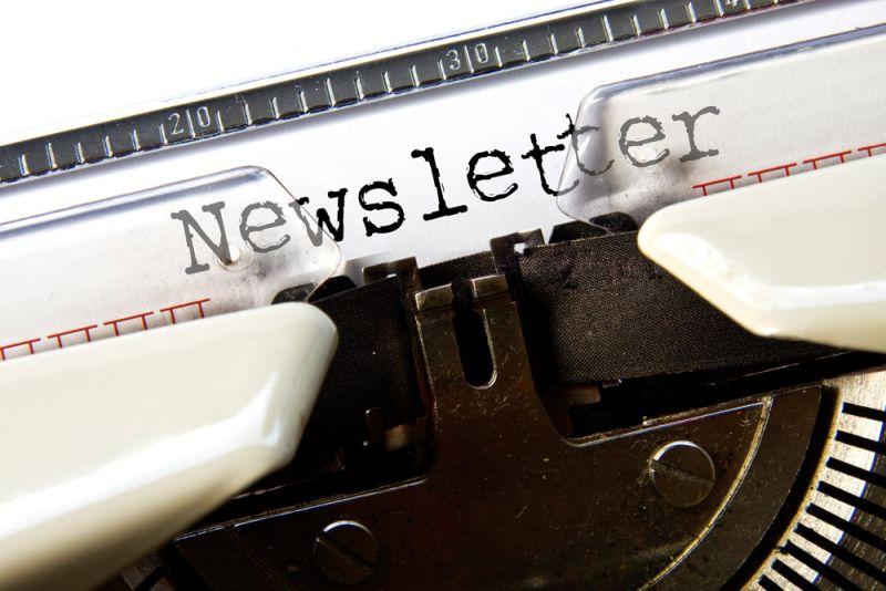 Immer up to date – Melde Dich für unseren Newsletter an