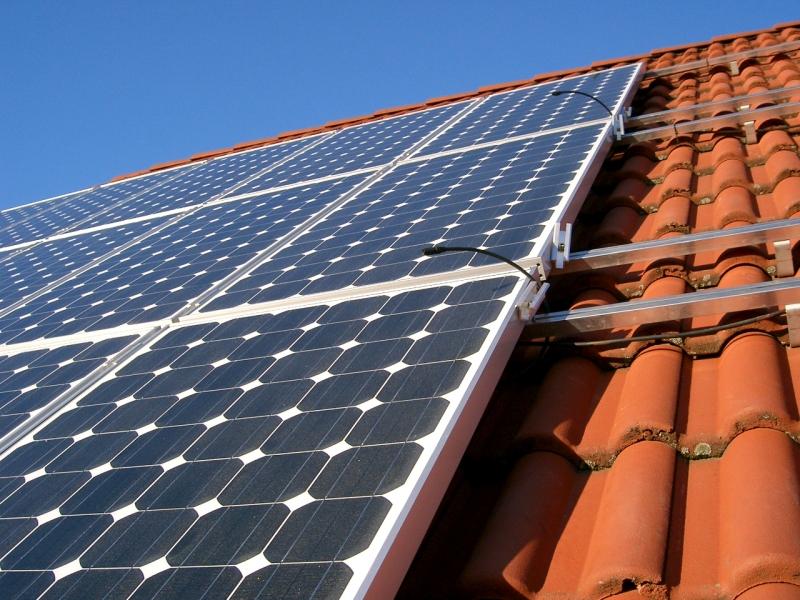 Wir wollen eine Photovoltaikanlage