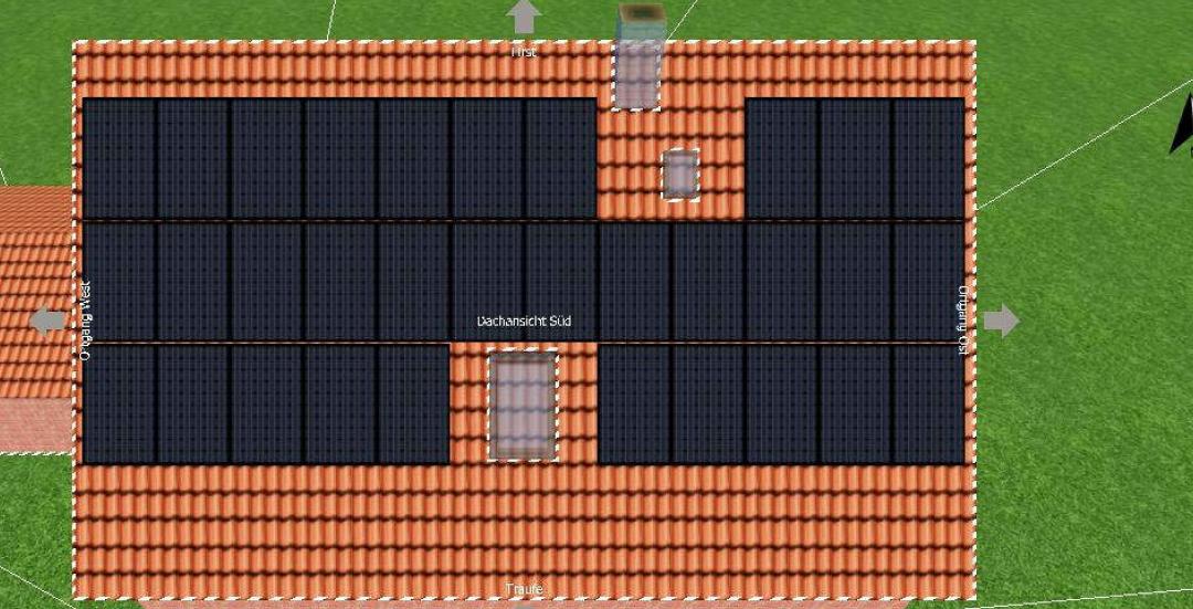 Photovoltaikanlage – Entscheidung gefallen