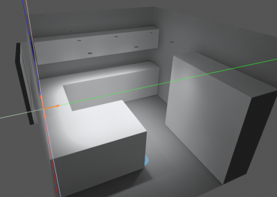 3D-Visualisierung der Lux-Werte (2)