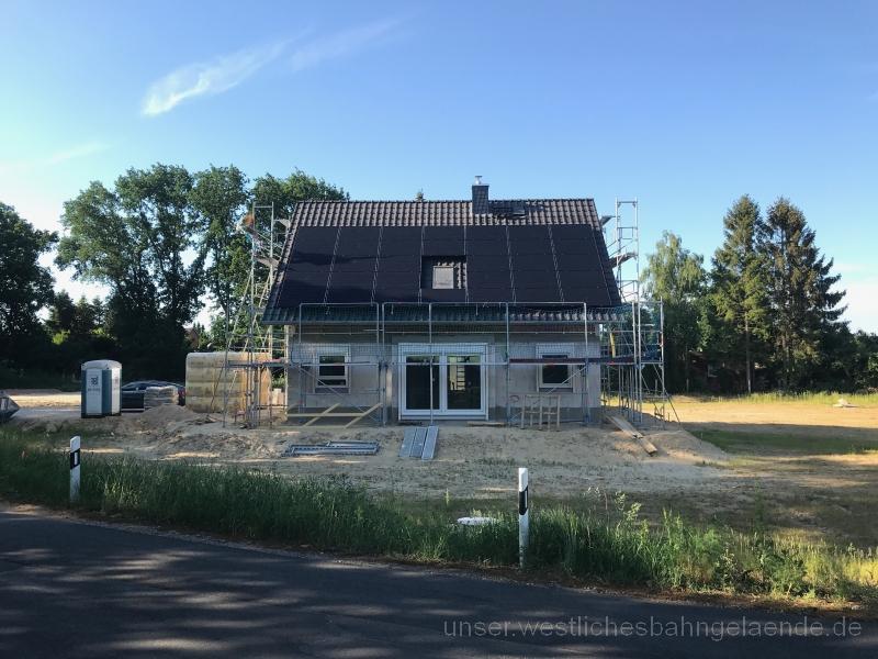 KW 21 – Im Zeichen der Elektrik und Photovoltaik