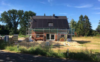 KW 26 – Trockenbau, Klinkerarbeiten inklusive Eskalation und erste Fliesen