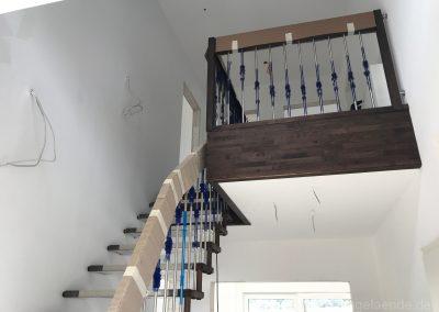 Treppe und Wange (1)