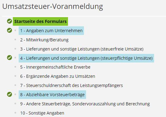 Elster Umsatzsteuervoranmeldung Ausfullen So Geht S Debitoor 3